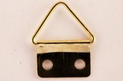 Uszko złoto D013