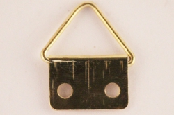 Uszko złoto D016