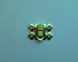 Zamek A-018 złoto