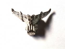 Nóżka mala do szkatułek M327m srebro
