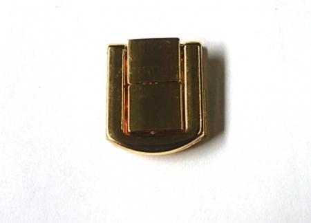 Zamknięcie do kasetek  A024 złoto