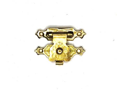 Zamek A-001 złoto