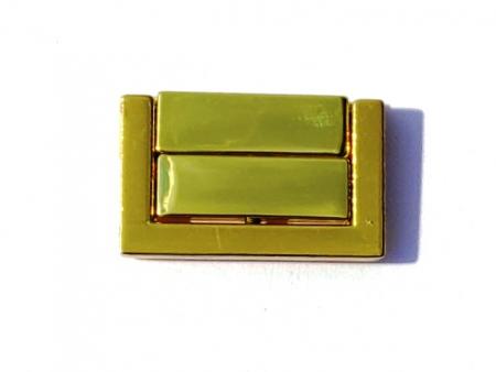 Zamknięcie do kasetek A170 złoto