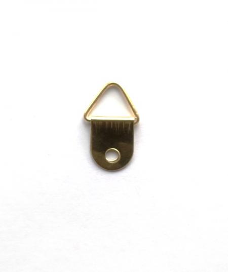 Uszko złoto D008