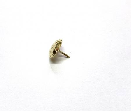 Gwoździe dekoracyjne C156 złote
