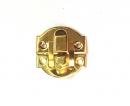 Zamknięcie do kasetek A020 złoto u
